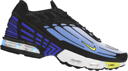 Design your own Nike Air Max Plus 3 and